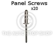 Panel Screw Nail 2,9  Citroen Range: Nemo/Relay/Synergie etc 20pk 10623ci