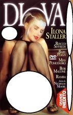 """DVD SEALED""""DIVA""""ROCCO SIFFREDI-ILONA STALLER(CICCIOLINA)BABY POZZI-GRANDE INEDIT"""