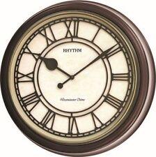 RHYTHM Global Timepiece WSM Canterbury Wall Clock - CMH740NR06