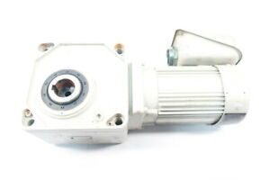 Sumitomo RNYM05-1430-80 Hyponic Drive Gearmotor 21rpm 3ph 1/2hp 1-3/8in 208v-ac