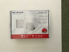 NETGEAR WiFi extender Powerline 500 Mbps adapter