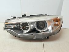 2014 15 16 BMW 4 SERIES LEFT DRIVER XENON HEADLIGHT 63-11-7-377-853 *P499*