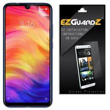 2X EZguardz Clear Screen Protector Shield HD 2X For Xiaomi Redmi Note 7