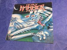 HEAVY HAMMER HITS (LP) [TELDEC ´90 GERMAN CLUB ED **DREAM THEATER LOUDNESS..]EX