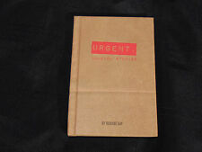 Urgent: Unheard Stories by Roxanne Gay Signed Limited Edition