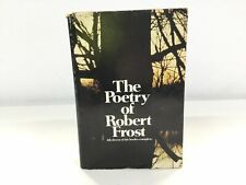 The Poetry of Robert Frost - All eleven of his books complete (1967) #915