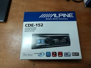 Alpine CDE-152