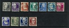 Germany, GDR, DDR, Occupation Stamps & Assortment of MNH, some w/margin imprints
