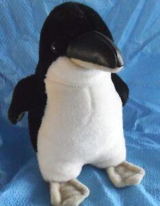 Penguin - Blue Gum Koala Australia - plush toy - 18cm - rare