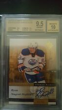Ryan Nugent-Hopkins Ultimate AU RC /99 2011-12 BGS 9.5 AUTO 10