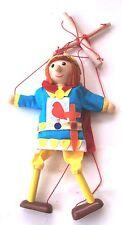 Marionette Holzpuppe Puppe Holzfigur Handarbeit Motorik Marionette Holz Prinz