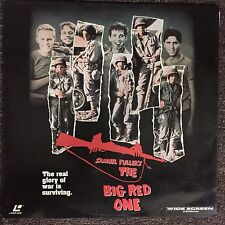 THE BIG RED ONE Laserdisc LD [929] WS Edition