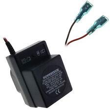 500mA / 0.5A Automatic Smart Charger for 2V SLA Sealed Lead-Acid Batteries
