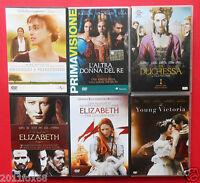 film,the young victoria,elizabeth,orgoglio e pregiudizio,l'altra donna del re,gq