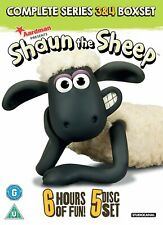 Shaun The Sheep - Series 3-4 (DVD)