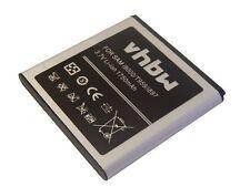 BATTERIA 1750mAh VHBW per Samsung Galaxy GT-I8250, GT-i9000, GT-i9000M