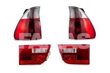 BMW X5 (E53), 01.99-10.06 Rear Tail light left+right tuning