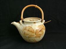 Stoneware British Art Pottery Tableware 1980-Now Date Range