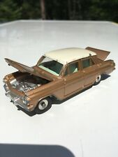 DINKY 196G HOLDEN SPECIAL SEDAN TAN 1963 MADE IN ENGLAND MECCANO