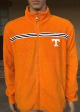 Vintage Tennessee Vols Volunteers Full Zip Fleece Jacket Adidas Team Size Medium