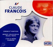 CD - CLAUDE FRANCOIS - Comme d'habitude