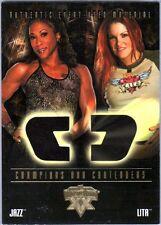 WWE Jazz 2004 Fleer WrestleMania 20 Event Used Shirt Memorabilia Relic Card