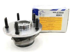 NEW Centric Wheel Bearing & Hub Front 400.67005E Dodge Ram 1500 4WD 5 Stud 94-99