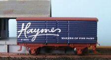 "Victorian Railways U Van ""Haymes Paint"" with Micro-Trains couplers"