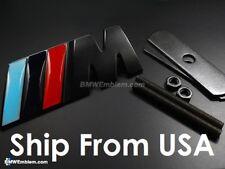 New BMW Front Grille M Black Emblem E60 E63 F10 m3 m5 m6 550i 545i 645i 650i X5