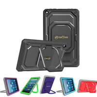 For Amazon Fire 7 / HD 8 / 10 2017 ShockProof Tuatara Case Multiple Angles Cover