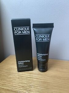 ❤️ Clinique For Men Moisturising Lotion Fluide Hydratant 15ml BNIB ❤️