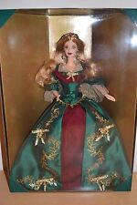 2000 Limited Edt Collector's Club tesoros navideñas exclusivas Barbie
