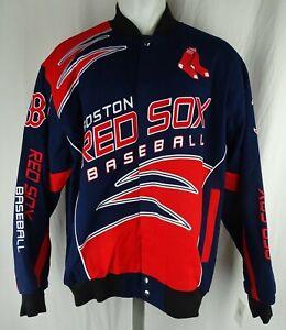Boston Red Sox MLB GIII Men's Button-Up Jacket