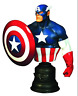 CAPTAIN AMERICA BUST (2009 RELEASE) BY BOWEN DESIGNS (FACTORY SEALED, BRAND NEW)
