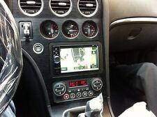 AUTORADIO ALFA ROMEO 159 NAVIGATORE GPS HD DVD USB SD 3G KIT COMPLETO CON MAPPE