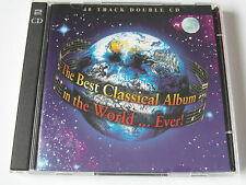 The Best Classical Album In The World... Ever! (2 x CD Album) Very Good