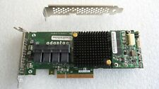 More details for adaptec asr-71605 1gb cache 16-port 6gbps raid controller both bracket