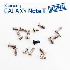"""Juego Completo Tornillos ORIGINAL Samsung Galaxy Note 2 N7100 """"Despiece"""" N7105"""