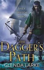 The Dagger's Path 'Book 2 of The Forsaken Lands Larke, Glenda   New, Freepost Au