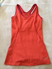 Women's BCG Coral/Pink Xsmall Workout Tank With Built In Sports Bra