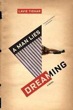 A Man Lies Dreaming, Tidhar, Lavie Book