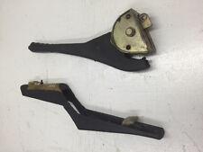 85 Ferrari testarossa TR emergency e-brake handle and trim
