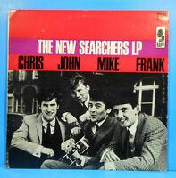 THE NEW SEARCHERS LP 1965 ORIGINAL PRESS MERSEYBEAT GREAT CONDITION! VG++/VG+!!