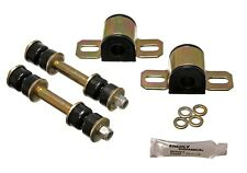 Energy Suspension 3.5161G Black Rear Sway Bar Bushings for 82-02 Chevy Camaro