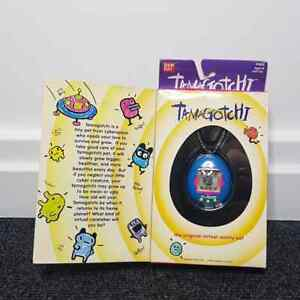 Vintage Original Bandai Tamagotchi 1996 - 1997 In Original Packaging Unopened