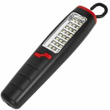 Sealey 24 SMD + 7 LED Cordless Lithium-Ion Rechargable Inspection Lamp Torch