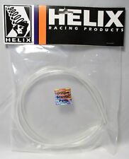 """SCOOTER 50CC 125CC 150CC GY6 HIGH QUALITY Helix Fuel Vacuum Lines 3/16"""" Clear"""