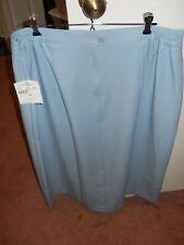 Koret 18W Light Blue Skirt NWT