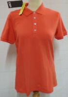 CMP Damen Polo-Shirt Stretch 3D87566 C672 koralle Gr.40/M