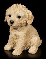 perros cachorros Figura - Labradoodle - BONITOS Figurilla de decoración dulce